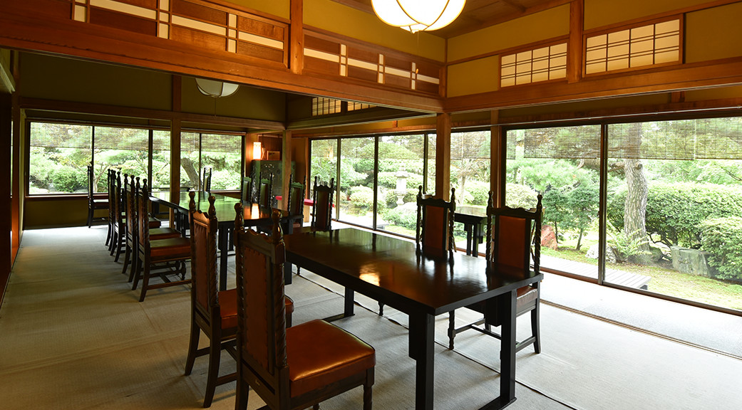Relaxation in a Traditional Japanese Room